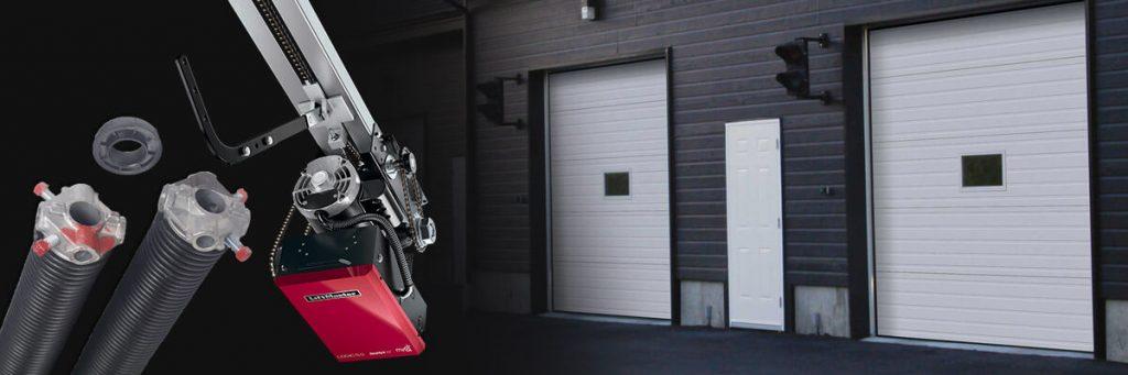 Commercial Garage Door Installation Edison